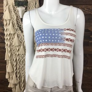 Billabong | Aztec Flag Tank